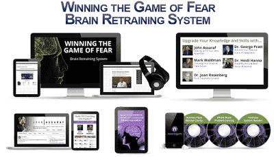 winning the game of fear brain re-train system by john assaraf, neurogym