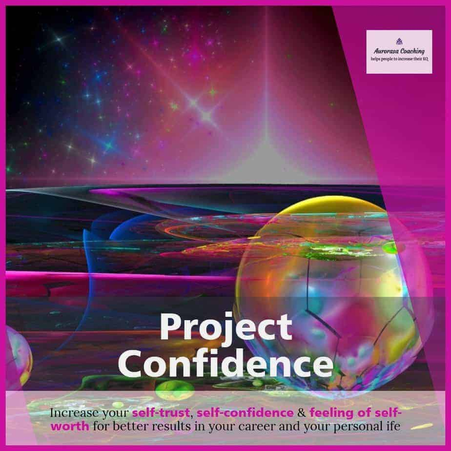 Project Confidence Course Self-Confidence Self-Trust Self-Worth