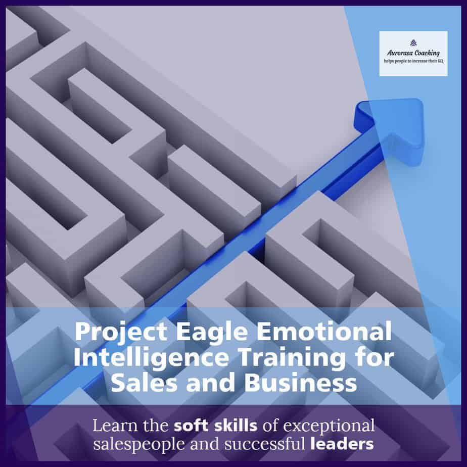 project eagle emotional intelligence training for sales and business course