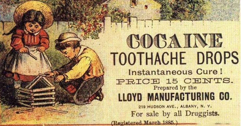 manipulation old ad picture credit factmyth