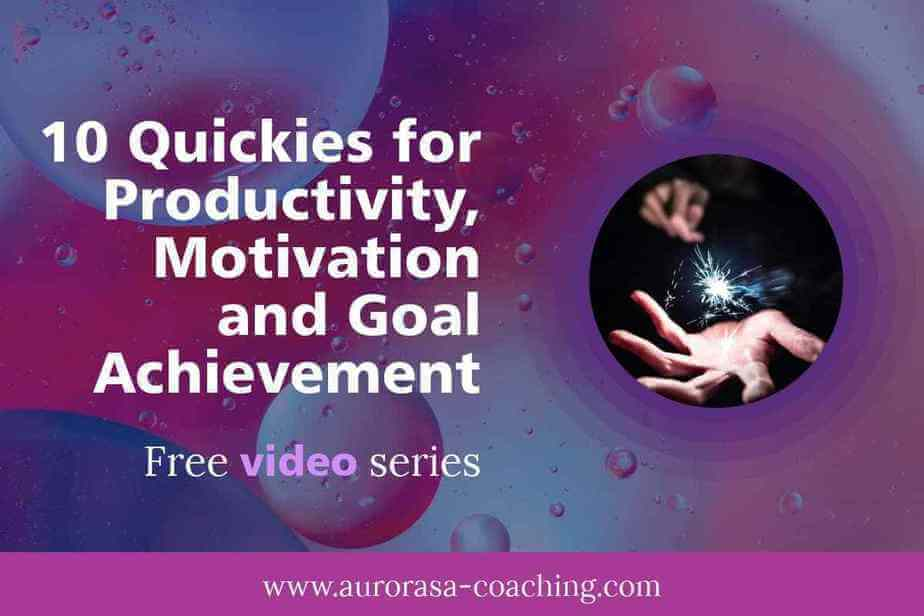 10 videos for productivity motivation goal achievement